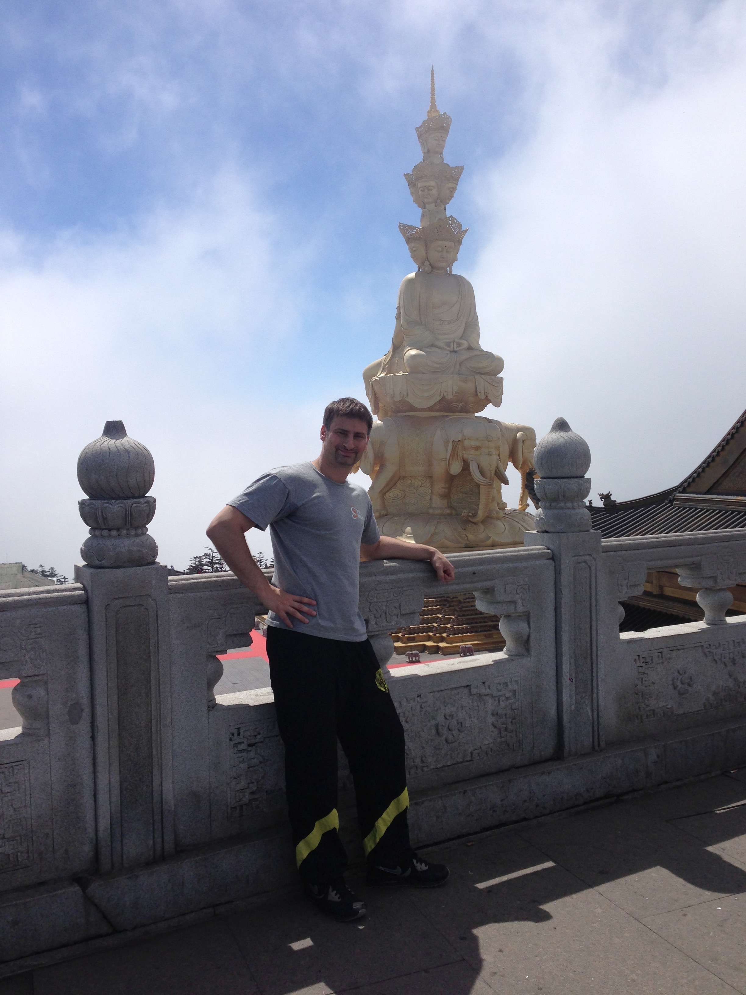 A research trip to Emei